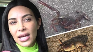 Kim Kardashian West 'Lobster' Find Repeated in Ohio