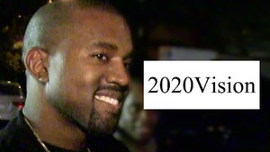 Kanye West Wants Exclusive Rights to Call Dome Shelters '2020Vision'