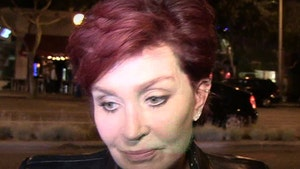 Sharon Osbourne Getting Death Threats Since 'Talk' Racism Dispute, Hires Security