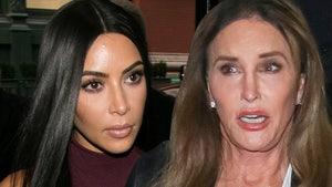 Kim Kardashian Disturbed by Caitlyn Jenner's Prison Reform Tweets