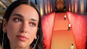 Dua Lipa Missing Met Gala to Shoot First Movie