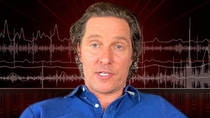 Matthew McConaughey Still Waffling on TX Gov. Run, Implies He Won't.jpg