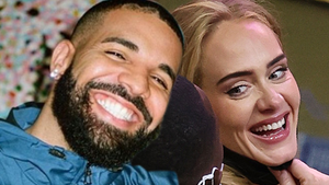 Drake Says Adele's One of His Best Friends in Shouting Out Her New Single