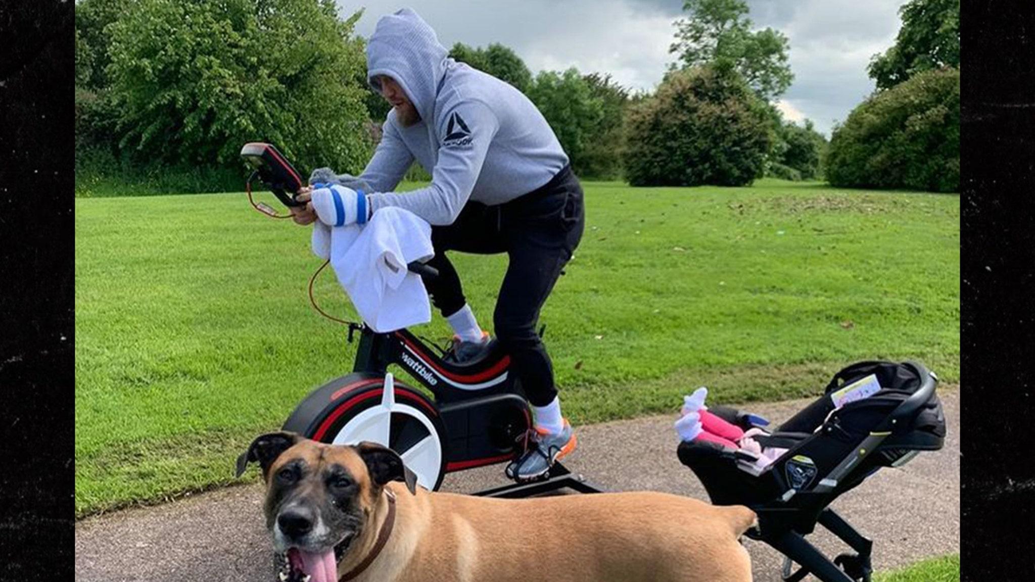Conor McGregor Mourns Dog Hugo's Death, 'So Heart Broken'