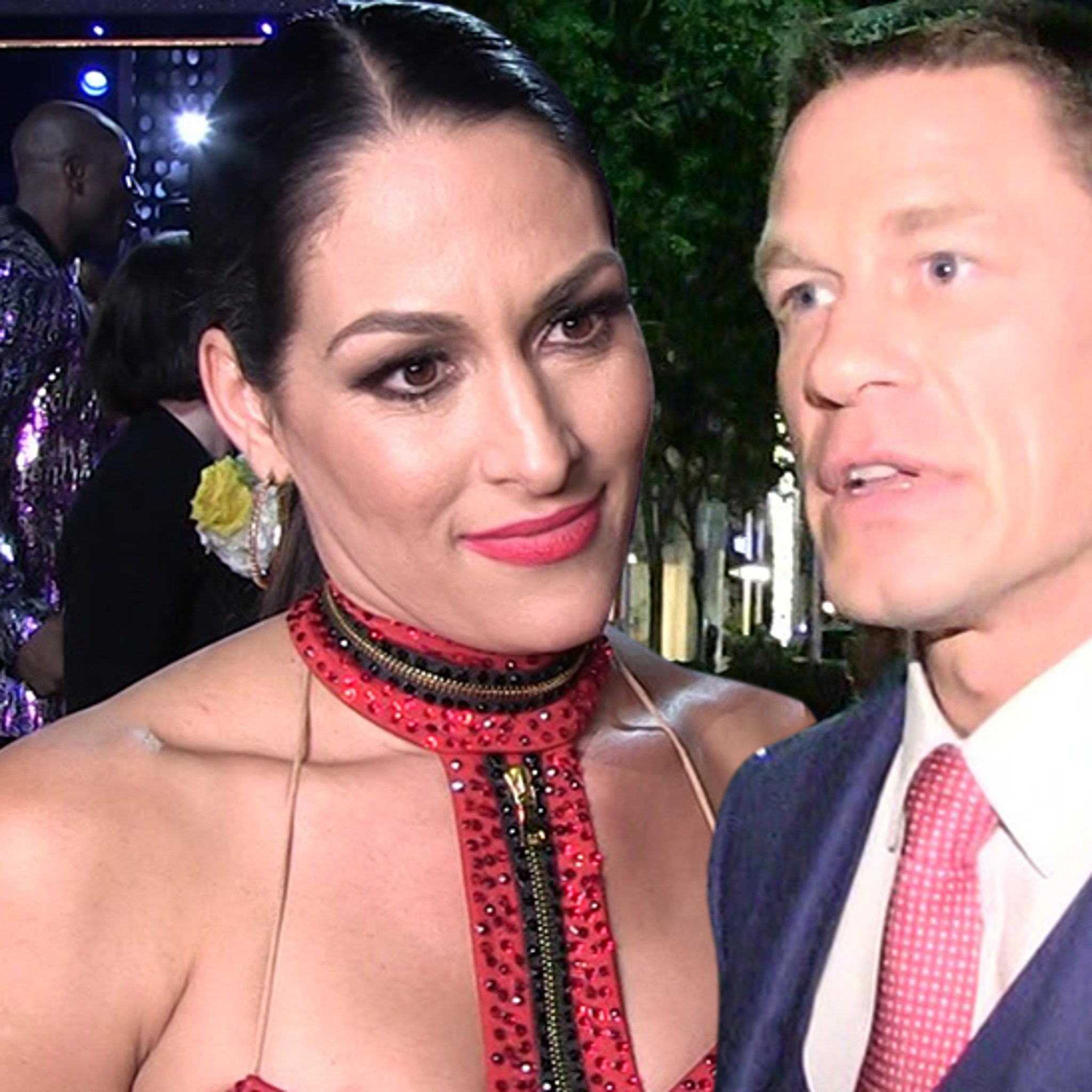 Nikki Bella And John Cena Wedding.Nikki Bella Now Believes John Cena Wants Kids But Wedding Still Off