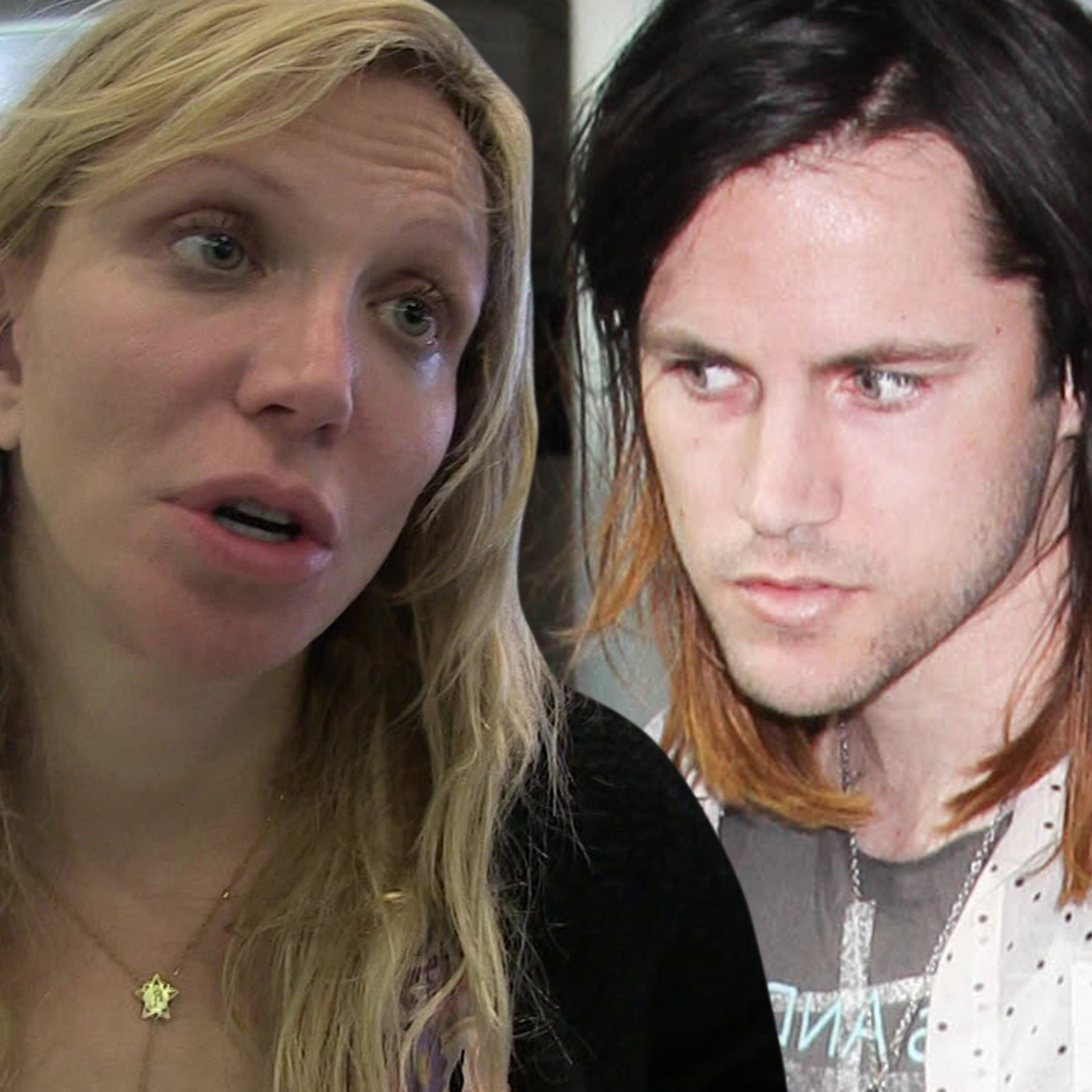 Courtney Love Gets Daughter's Ex to Be Examined in Cobain Guitar Suit