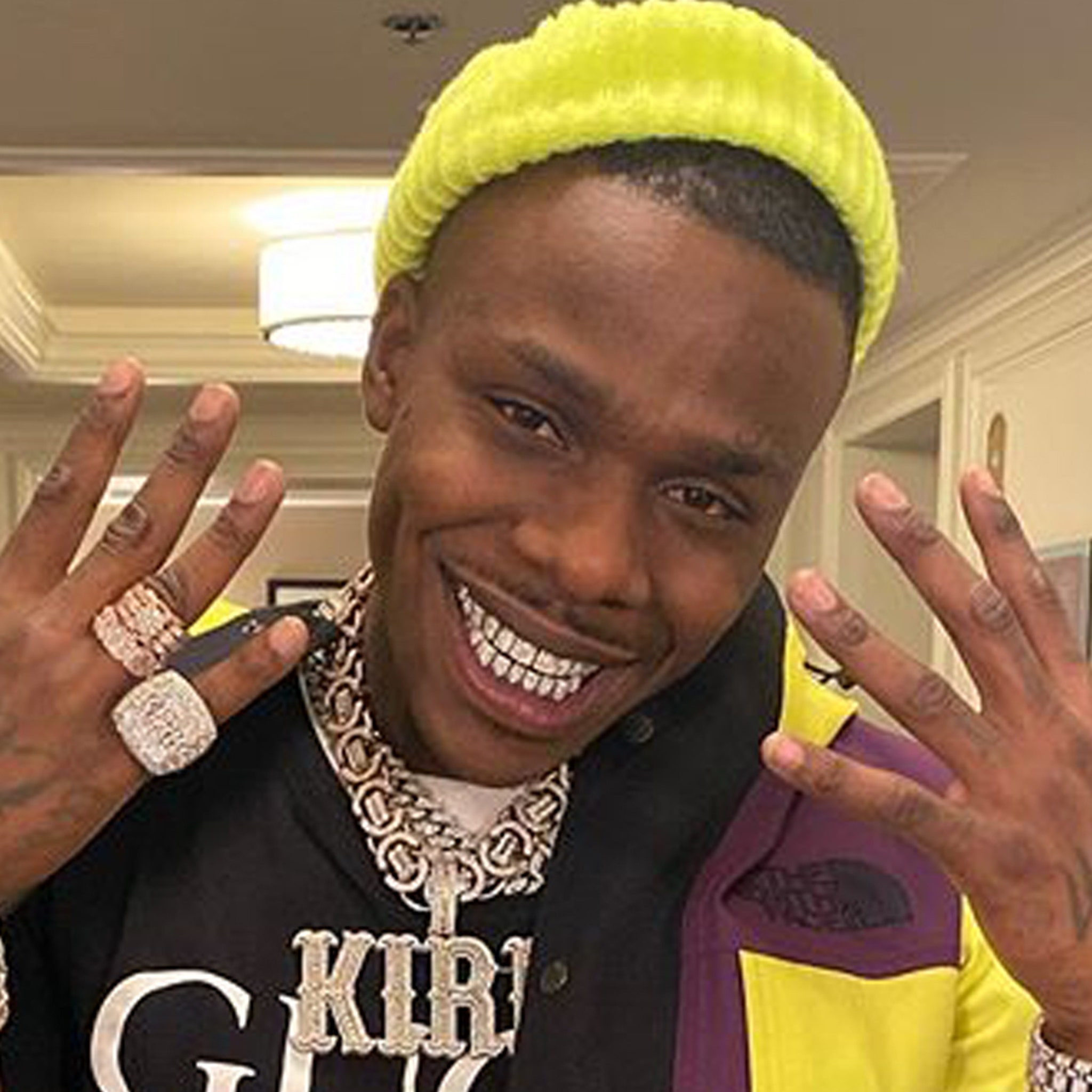 DaBaby - cover