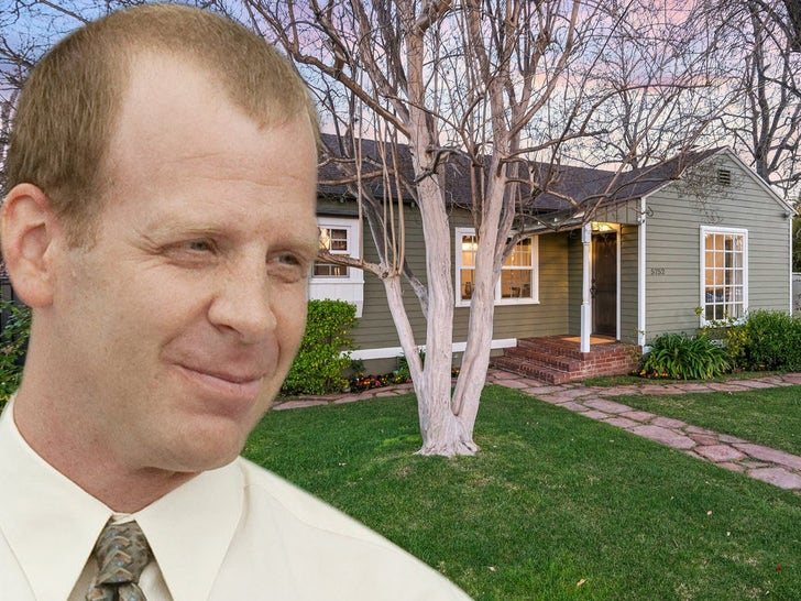 Toby's House from 'The Office' For Sale