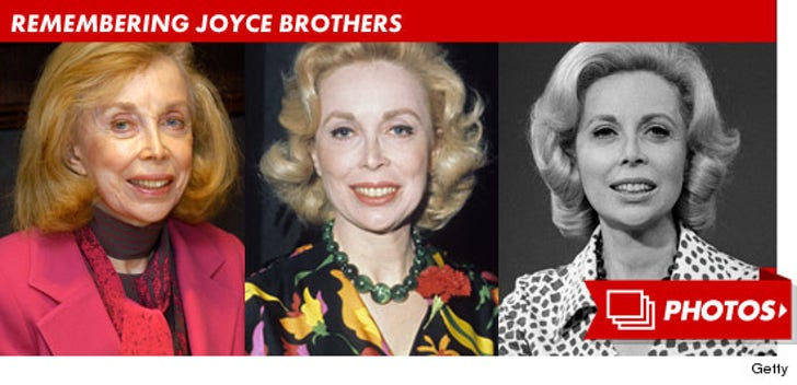 Remembering Dr. Joyce Brothers
