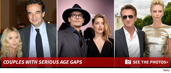 Age Gap Celebrity Couples