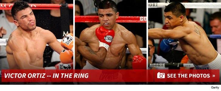 Victor Ortiz -- In the Ring