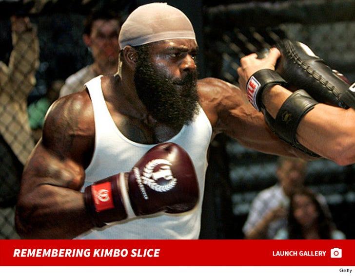 Remembering Kimbo Slice