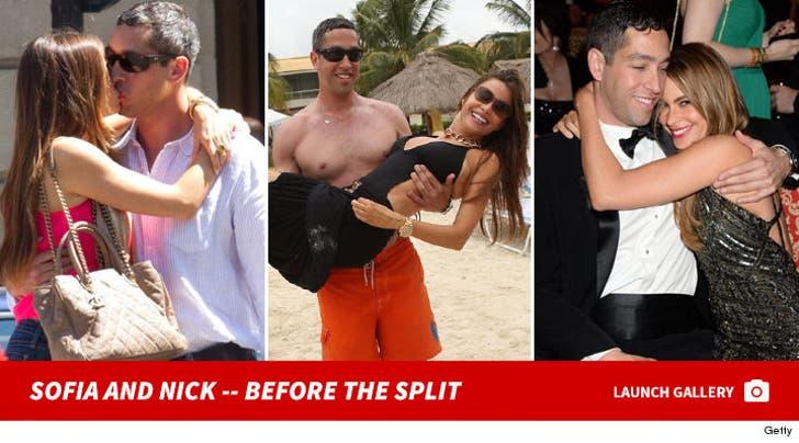Sofia Vergara and Nick Loeb -- Before the Split