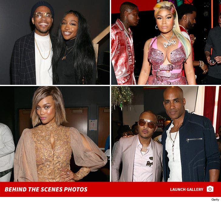 2018 BET Awards -- Behind the Scenes