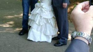 John Travolta -- Wedding Crasher