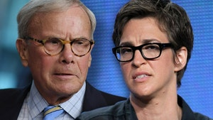 Rachel Maddow & 63 NBC Staffers Defend Tom Brokaw Against Sexual Harassment