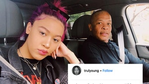 Dr. Dre's Daughter Truly Young Says Father Pushed Her to Apply to USC