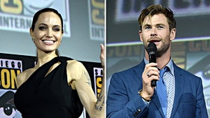 Comic-Con Attracts Huge Celebs including 'GOT'
