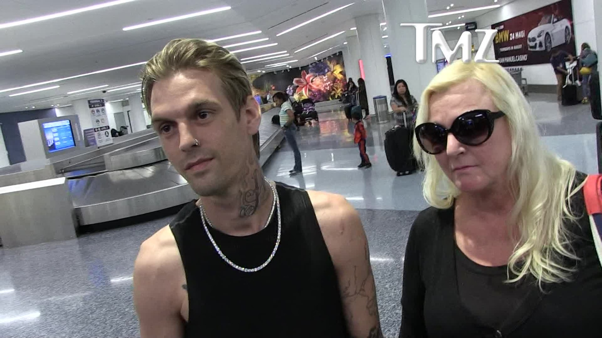 Aaron Carter Insists He's Mentally Stable And Needs An Assault Rifle