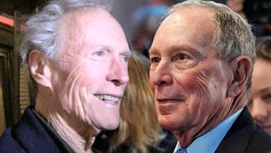 Clint Eastwood Endorses Mike Bloomberg, Wants Trump to Stop Tweeting
