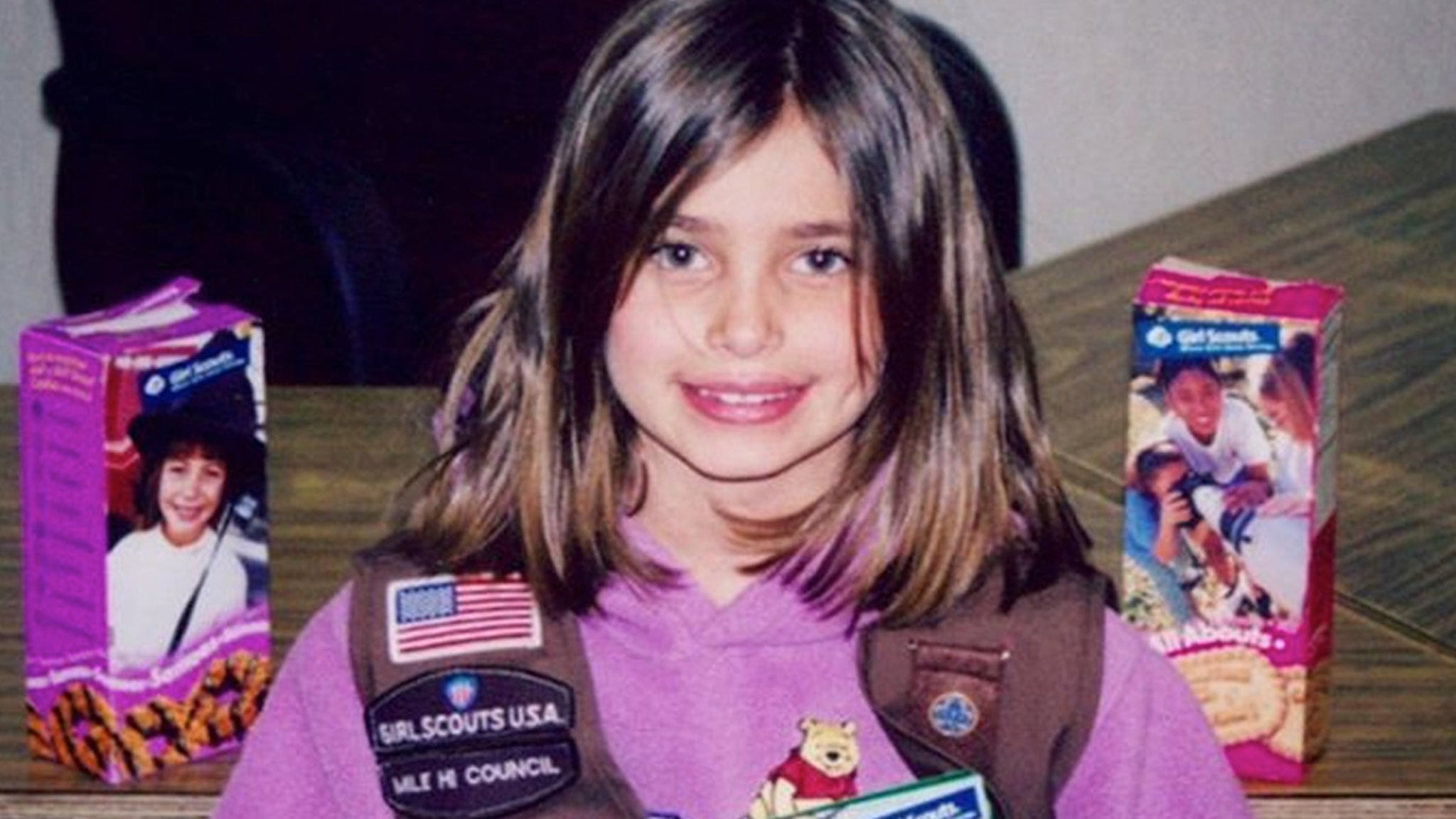Guess Who This Girl Scout Turned Into!