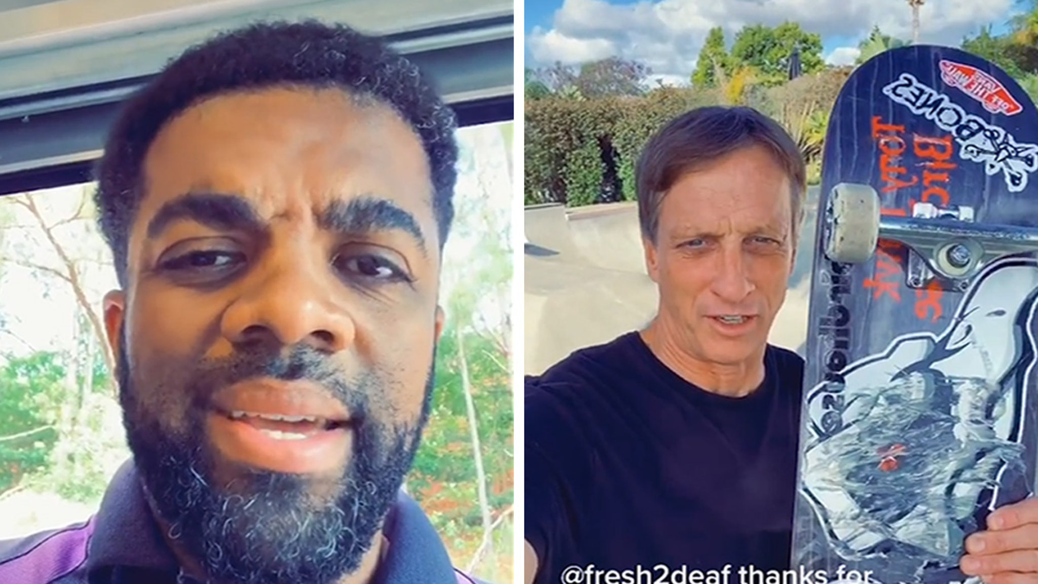 Tony Hawk Sends Amazing Video to Kid Who Tried Mailing Skateboard to Skate Legend