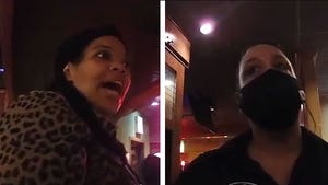 Body Cam of Applebee's High Chair Dispute That Got Woman Arrested