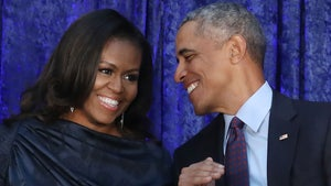 Barack Obama Says Presidency Strained Marriage to Michelle