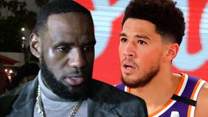 LeBron James Calls Devin Booker 'Most Disrespected Player' In NBA After All-Star Snub