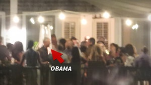 Obama's 60th Birthday Pre-Party Draws Crowd, Anger from Residents