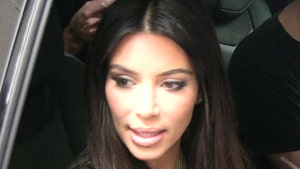 Kim Kardashian Cries After Saint Breaks His Arm in Multiple Places
