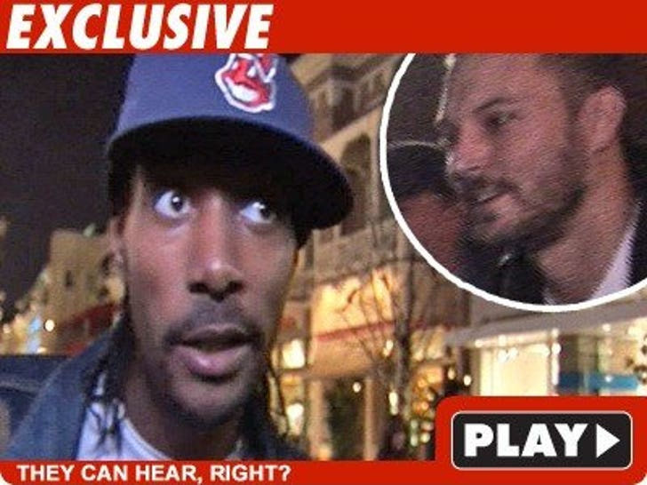 Bone Thugs and Federline? Rap Deal in Works