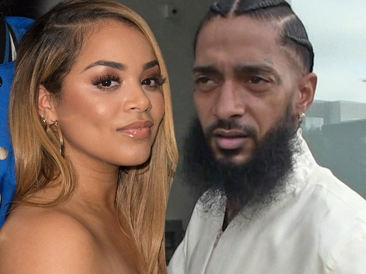 Nipsey Hussle's Family Granted Guardianship Of His Daughter Emani