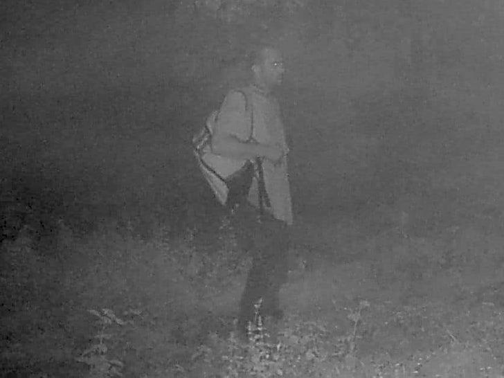 brian on trail cam