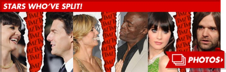 Stars Who've Split -- Independent People!