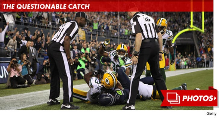 Packers vs. Seahawks -- The Questionable Catch