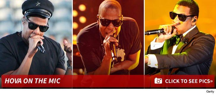 Jay-Z -- On The Mic