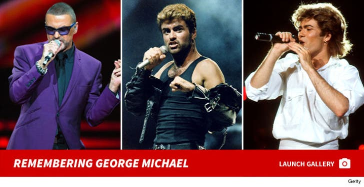 Remembering George Michael
