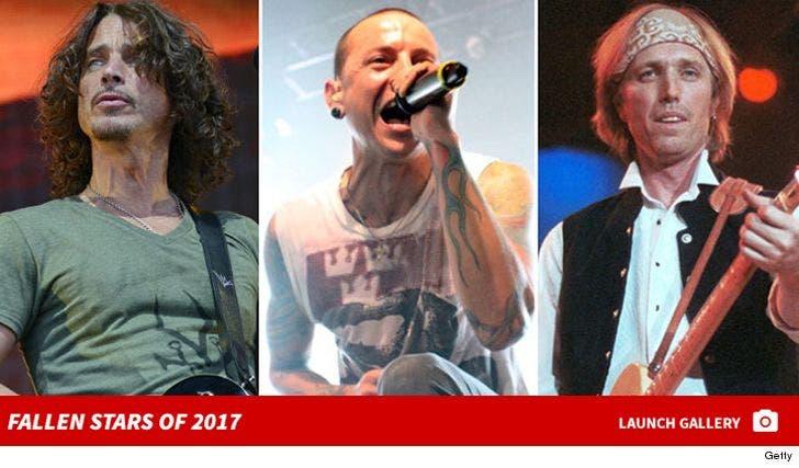 Celebrity Deaths of 2017