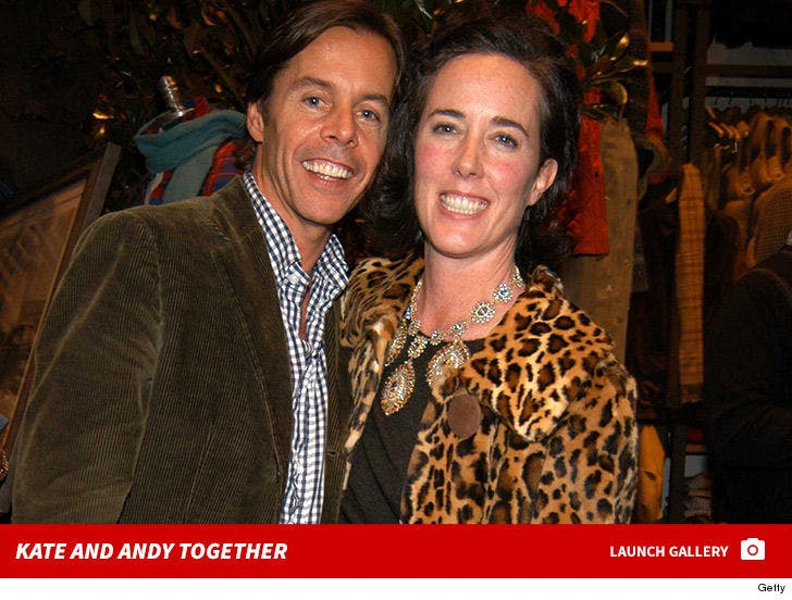 Kate and Andy Spade Together