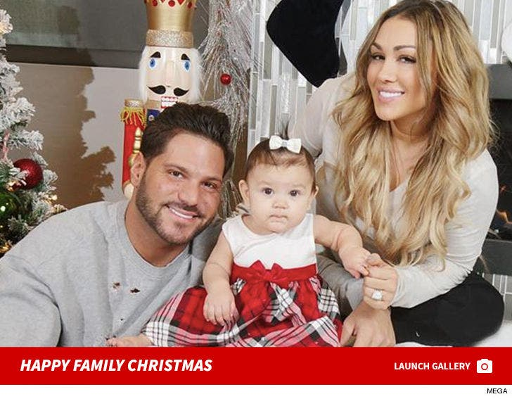 Ronnie Ortiz-Magro Christmas Card