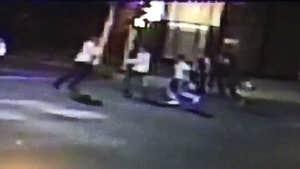Spencer Stone -- Video Of Stabbing ... Train Hero Was Fighting 3 Guys