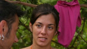 'Survivor' Winner Jenna Morasca Arrested for Biting Cop After Being Revived in DUI Drug OD