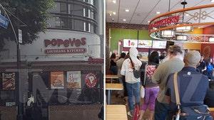 Popeyes Chicken Sandwich Demand Simmers After Recent Mayhem