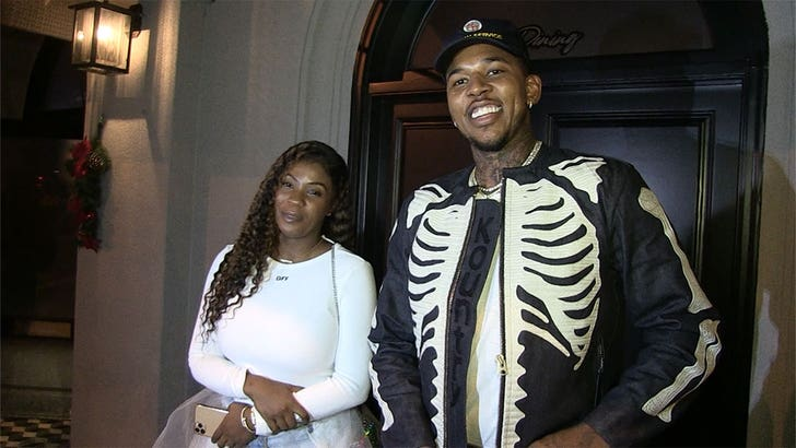 Nick Young, Keonna Green Hit the Town After Engagement - EpicNews