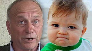 'Success Kid' Sends Legal Threat to Rep. Steve King Over Campaign