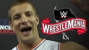 WrestleMania 36 Split Into 2 Nights, Rob Gronkowski Hosting