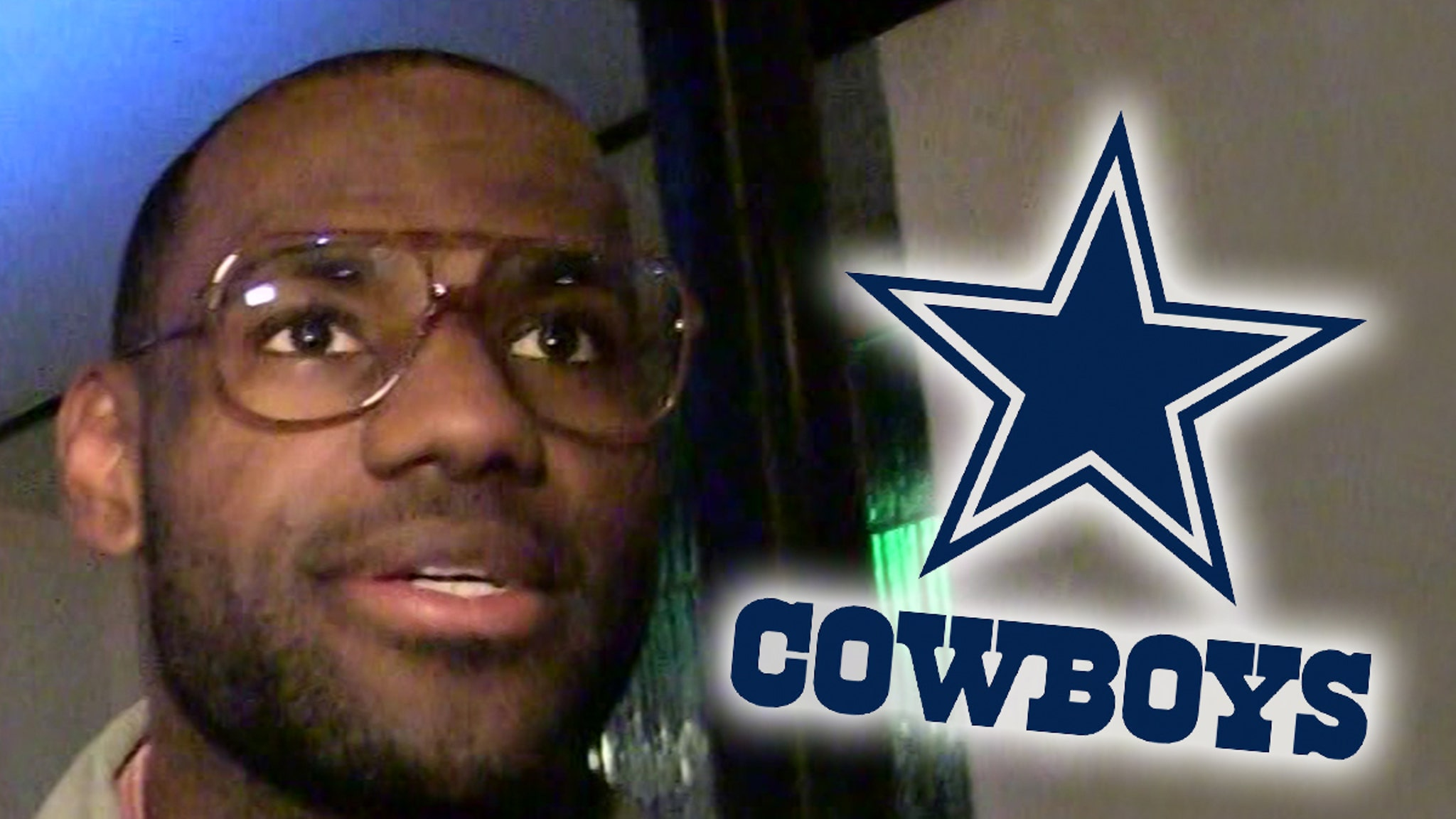 LeBron James Says He Trained For NFL In 2011, Cowboys Offered Contract!
