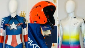 Lindsey Vonn Auctioning Ski Speed Suits For Charity, 'Most Prized Possessions'