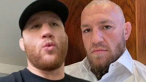 Justin Gaethje on Conor McGregor, Love 'Seeing a Piece of S*** Get Put Down'
